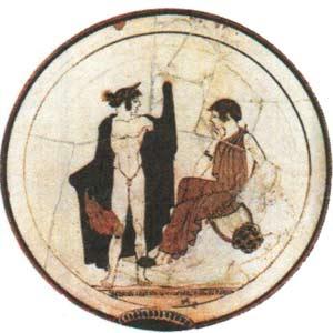 презентация древнегреческая лирика